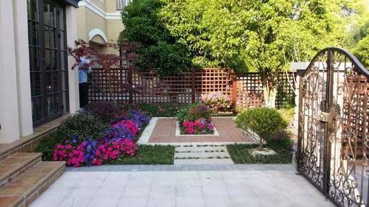 天使湾59栋 花园150平方