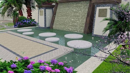 昆玉97栋 花园160平方