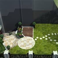 别墅园林景观设计,有限空间无限创意